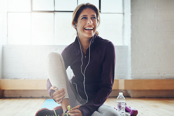 Exercise Options Besides an Annual Gym Membership