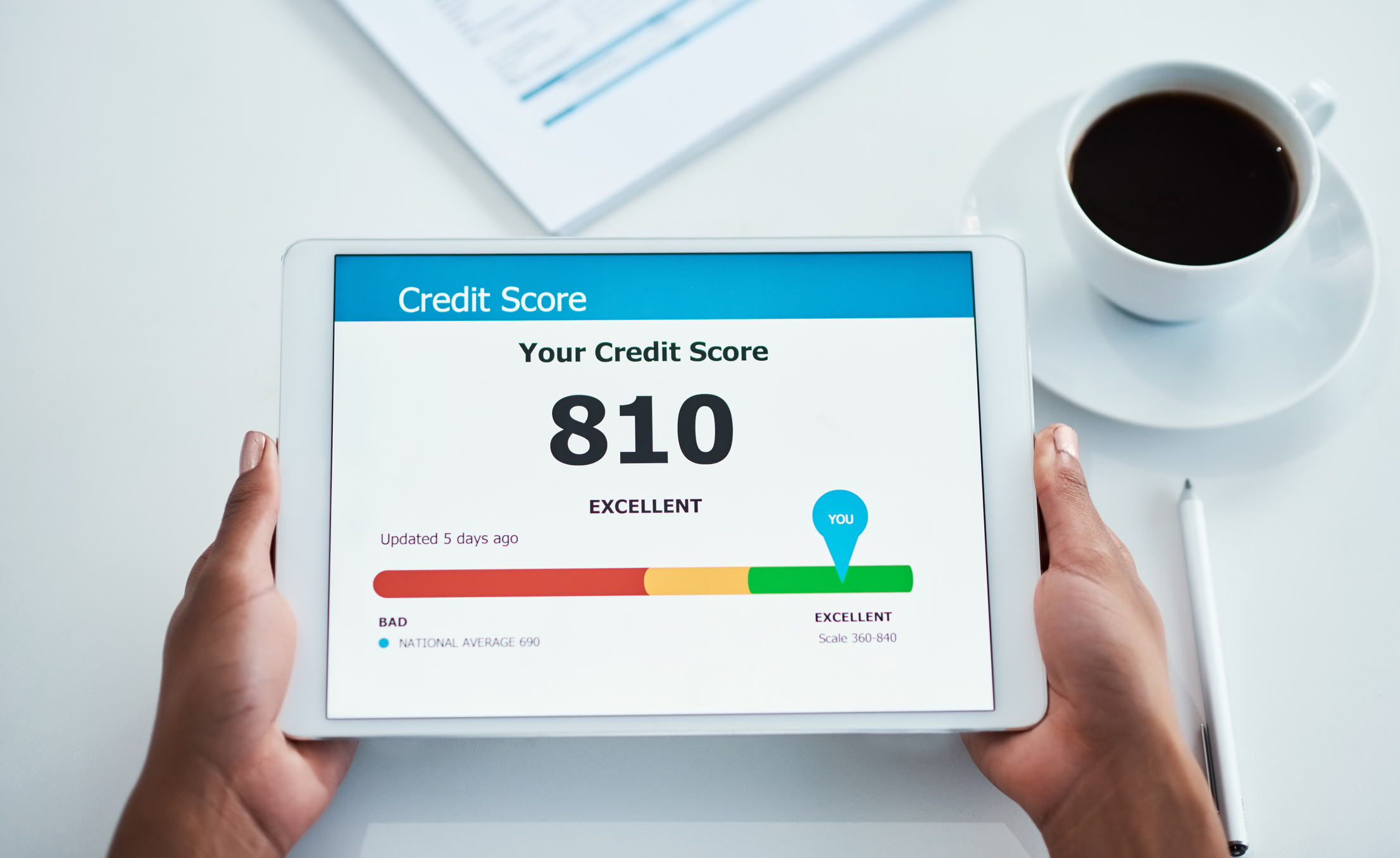 Credit Scores Are Rising — Is Yours, Too?